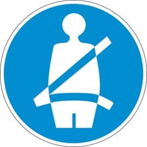 Biztonsági öv használata kötelező!