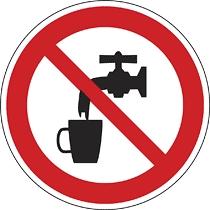 Nem ivóvíz!