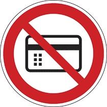 Mágneses vagy elektromos adathordozóval belépni tilos!