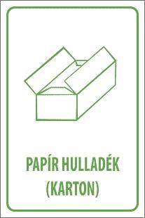 Papírhulladék (karton)