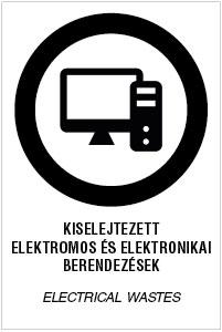 Kiselejtezett elektromos és elektronikai berendezések