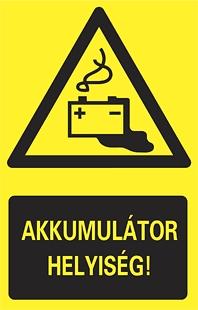 Akkumulátorhelyiség